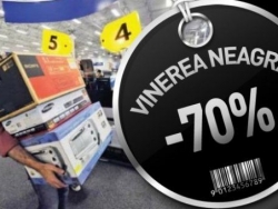 Black Friday 2018. Fenomen social incredibil in Romania. Asta sa fie realitatea? News alert