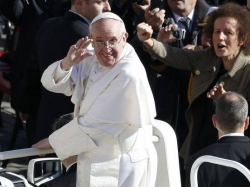 Papa Francisc: Biserica Catolica respecta toate religiile