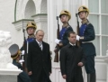 Rocada tarilor Putin-Medvedev - VIDEO