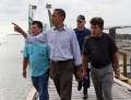 Barack Obama, in Louisiana: BP are obligatii morale si legale aici in Golful Mexic