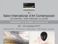 Art Yourself Gallery din Bucuresti participa la Salon International D'art Contemporain, Paris