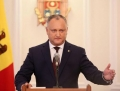 Igor Dodon ameninta ca va bloca noua Strategie Nationala de Aparare a Republicii Moldova