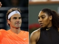 Rafael Nadal si Serena Williams s-au calificat in sferturi la Wimbledon, ambii fara set pierdut