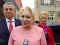 Eveniment! Dancila dialogeaza cu un protestatar