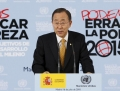 Ban Ki-Moon, reales secretar general al ONU.