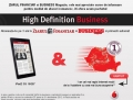 ZF si Business Magazin lanseaza High Definition Business: pachetul de informatie in print si pe iPad