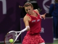VIDEO. Simona Halep s-a calificat in finala Turneului Campioanelor de la Sofia.