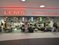 6000 de mp de showroom Lem's in Bucuresti cu un nou magazin in Mega Mall