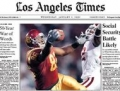 Los Angeles Times si-a concediat 10% dintre jurnalisti