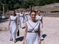 FOTO+VIDEO. Flacara olimpica, aprinsa in Grecia