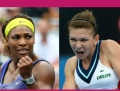 LIVE TEXT. Simona Halep eliminata foarte greu de Serena Williams  la US Open: 6-2, 4-6, 6-3