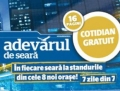"""Adevarul de Seara"", launched in further eight cities"