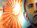 Obama in varianta graffiti costa peste 100.000 de euro